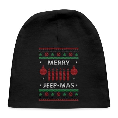 Merry Jeep-Mas - Baby Cap