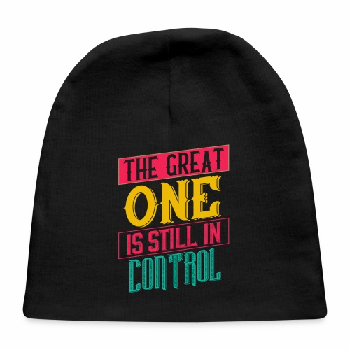 THE GREAT ONE - BRIGHT - Baby Cap