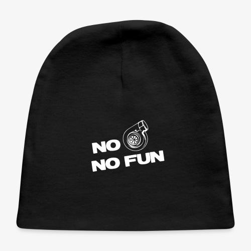 No turbo no fun - Baby Cap