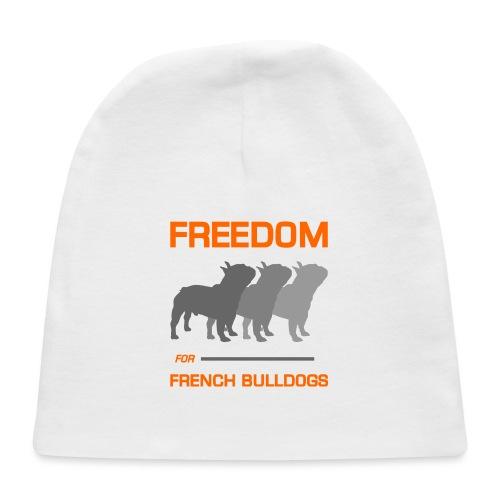 French Bulldogs - Baby Cap
