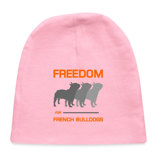 French Bulldogs - Baby Cap