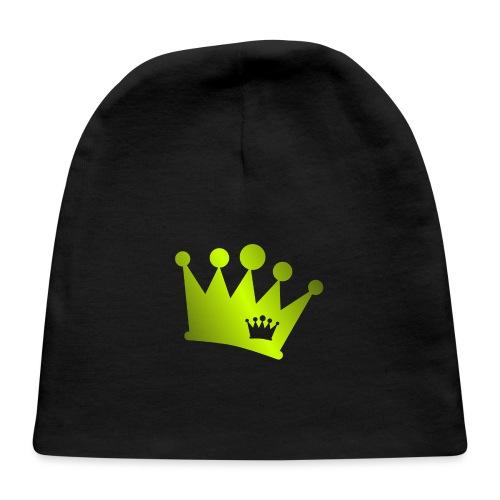 Double Crown neon green - Baby Cap