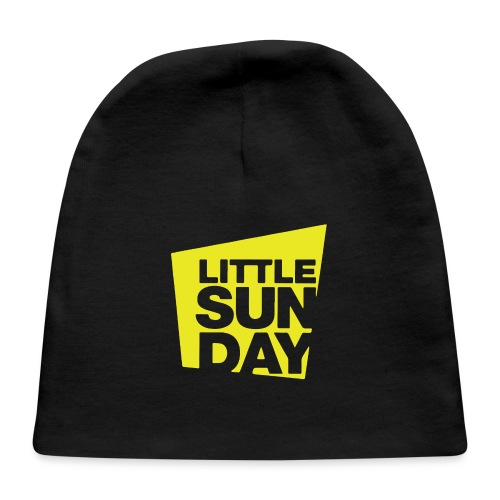 littleSUNDAY Official Logo - Baby Cap