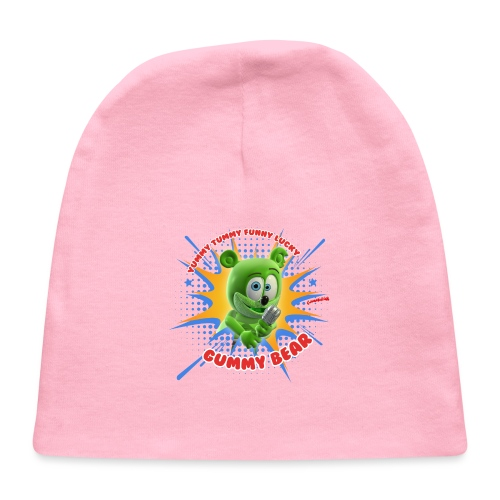 Funny Lucky Gummy Bear - Baby Cap