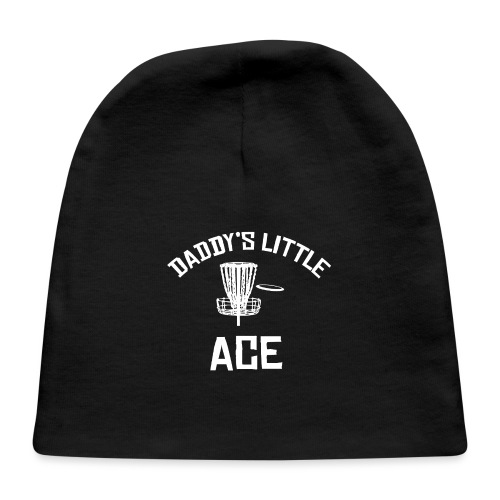 Daddy's Little Ace Disc Golf Shirt - Baby Cap