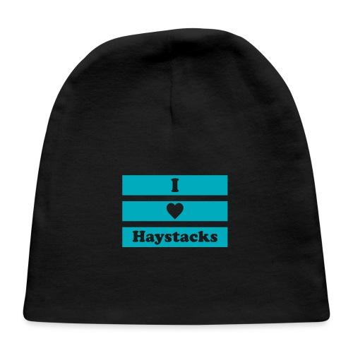 Haystacks Blue - Baby Cap