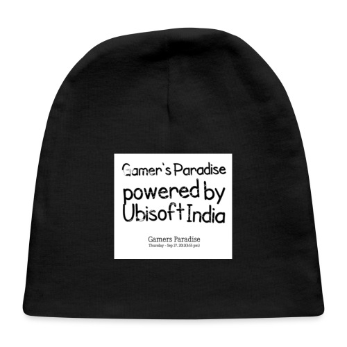 Cool Gamer Quote Apparel - Baby Cap