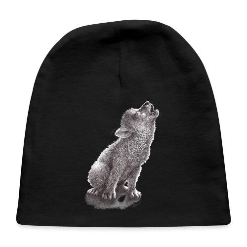Little Howling Wolf - Baby Cap