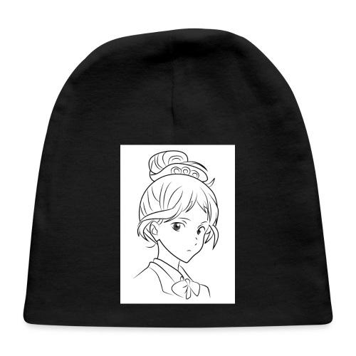 Girl - Baby Cap