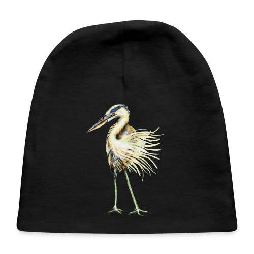 Great Blue Heron - Baby Cap
