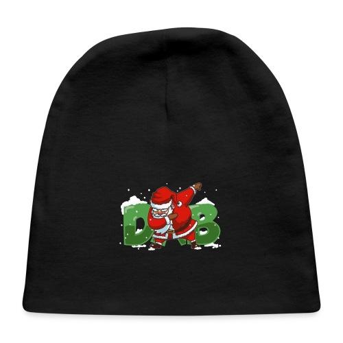 Dabbing Santa - Baby Cap