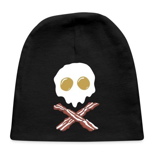 Breakfast Skull - Baby Cap