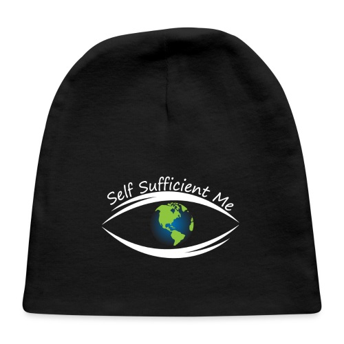 Self Sufficient Me Logo Large - Baby Cap