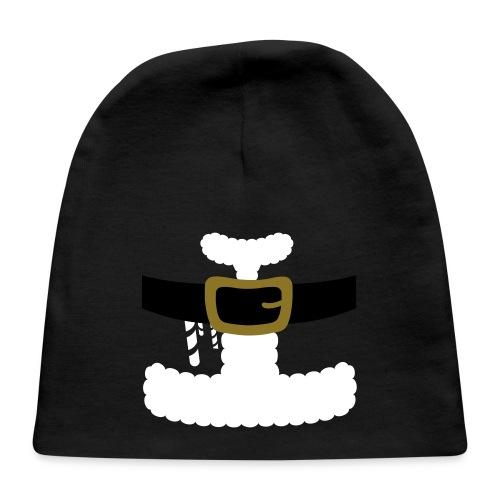 SANTA CLAUS SUIT - Men's Polo Shirt - Baby Cap