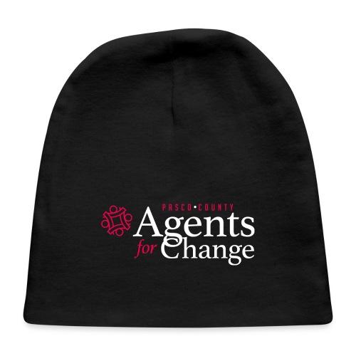 pascoagentsforchange logo - Baby Cap