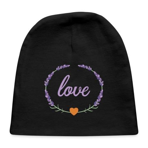 Lavender Love - Baby Cap