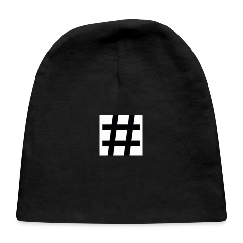 Hashtag Merch - Baby Cap