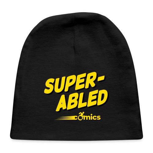 Super-Abled Comics - yellow/black - Baby Cap