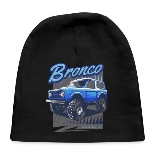 BRONCO BLUE CLASSIC TRUCK - Baby Cap