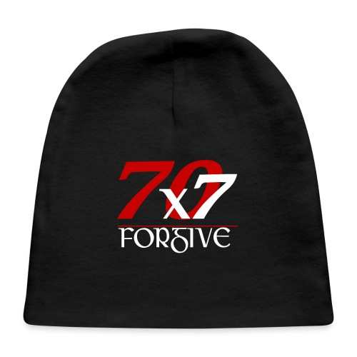 Forgive 70 x 7 times - Baby Cap