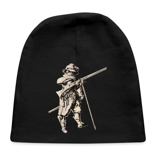 Soldier with mosquet - Baby Cap
