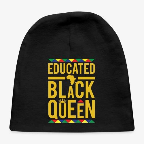 Educated Black Queen - Baby Cap
