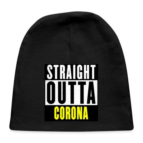 Straight Outta Corona - Baby Cap