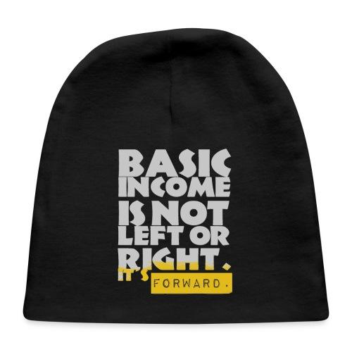 UBI is not Left or Right - Baby Cap
