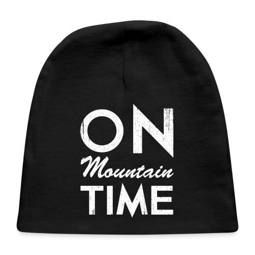 On Mountain Time - Baby Cap
