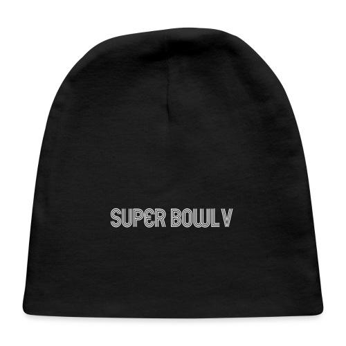super bowl liv logo - Baby Cap
