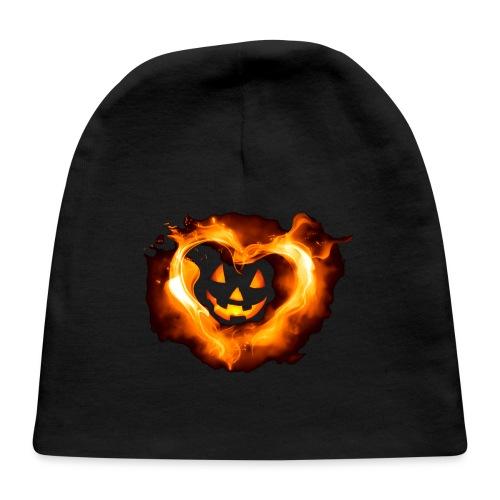 Halloween Heart - Baby Cap