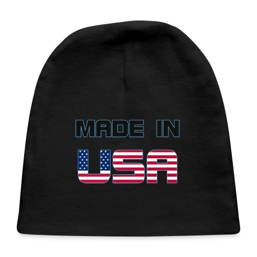 Made in USA - Baby Cap