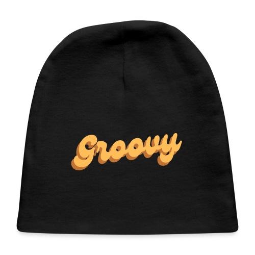 Vintage Groovy - Baby Cap