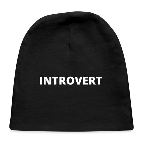 INTROVERT - Baby Cap