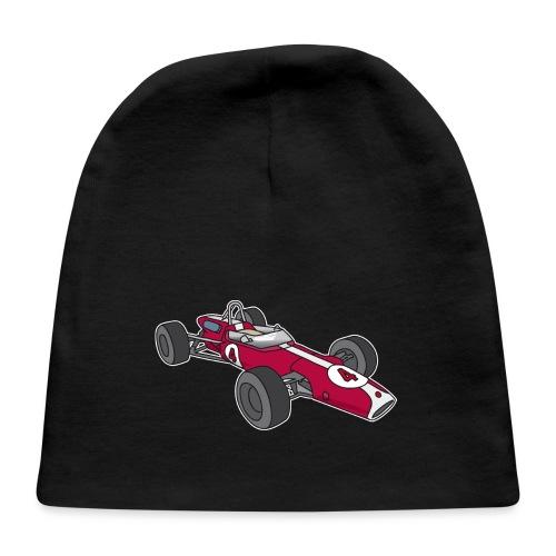 Red racing car, racecar, sportscar - Baby Cap