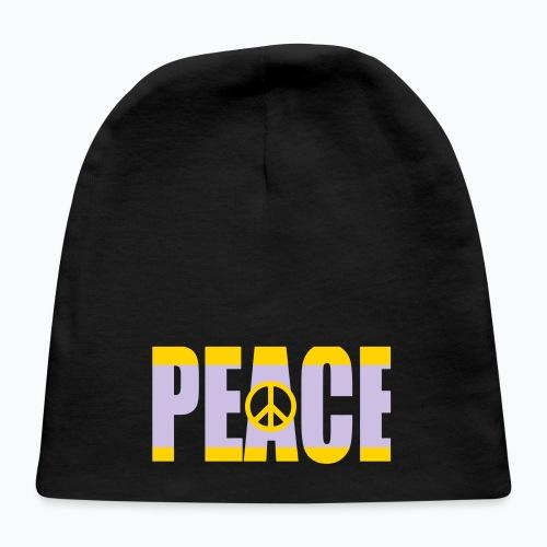 PEACE - Baby Cap