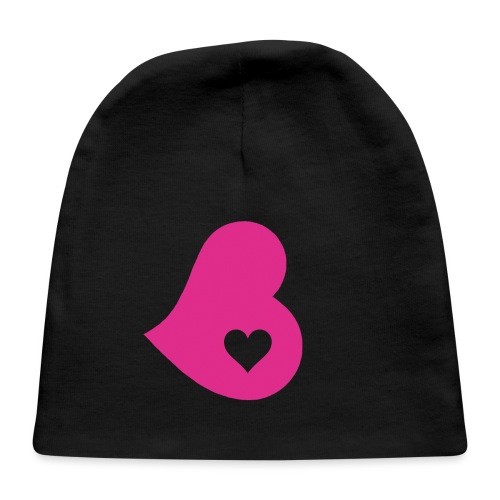Two Hearts - Baby Cap