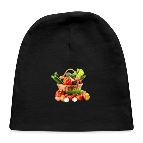 Vegetable transparent - Baby Cap