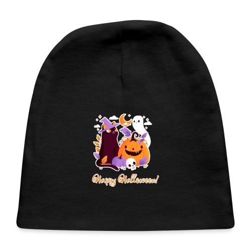 Halloween happy - Baby Cap