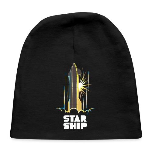 Star Ship Earth - Dark - Baby Cap