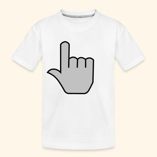 click - Toddler Premium Organic T-Shirt