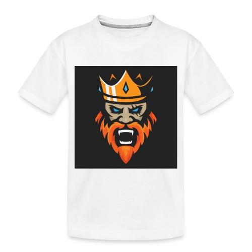 Kings - Toddler Premium Organic T-Shirt