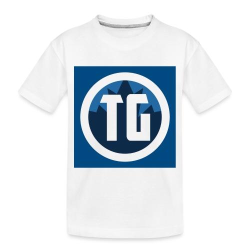 Typical gamer - Toddler Premium Organic T-Shirt