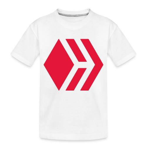 Hive logo - Toddler Premium Organic T-Shirt