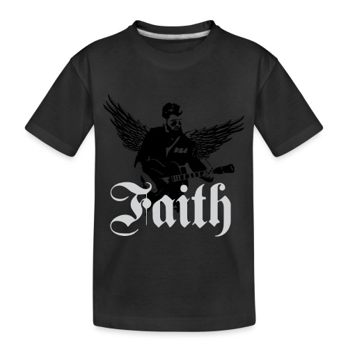 faithwings png - Toddler Premium Organic T-Shirt