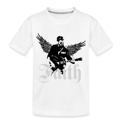 faithwings png - Toddler Premium Organic T-Shirt