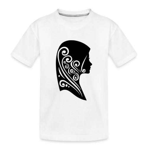 muslimah - Toddler Premium Organic T-Shirt