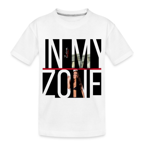 In The Zone - Toddler Premium Organic T-Shirt
