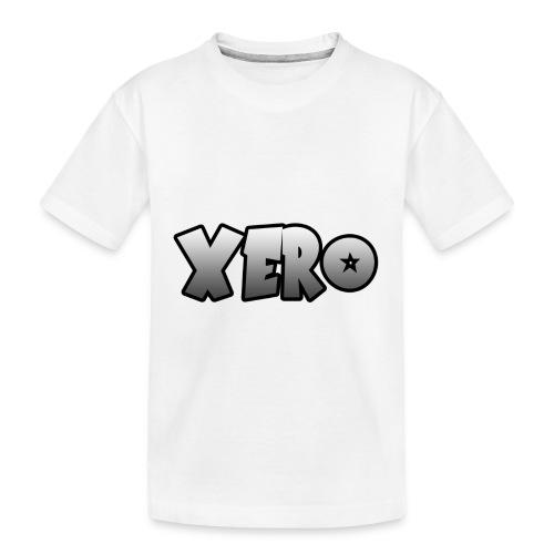 Xero (No Character) - Toddler Premium Organic T-Shirt