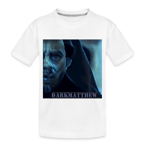 Dark Matthew - Toddler Premium Organic T-Shirt